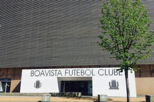 Exterior do Estádio do Bessa Séc. XXI